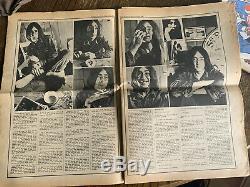John Lennon & Yoko Ono Le Magazine Rolling Stone De Deux Vierges N ° 22 Le 23 Novembre 1968