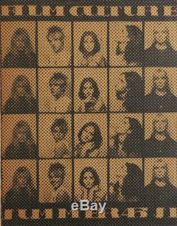 Jonas Mekas Art, Andy Warhol / Film Culture Magazine 45 Première Édition 1967