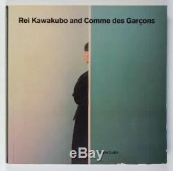 Kawakubo Et Rei Comme Des Garcons Deyan Sudjic Rizzoli Livre Six Magazine 1990