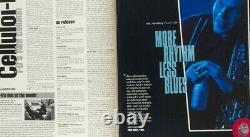 Kylie Minogue Mantronix Gary Clail Ride Drag Club Vtg I-d Magazine 1991 Mars Royaume-uni