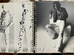 L'uomo Vogue, Vogue Italia Stile Dans Progess 1968-1998 Livre Grand Format