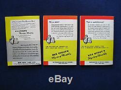 La Collection Complète Des 9 Numéros De Mystery Magazine De Rex Stout Est Rarement Trouvée