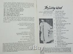 La Parole Vivante Révérend Jim Jones Populaire Temple Magazine Juillet 1972 Vol 1