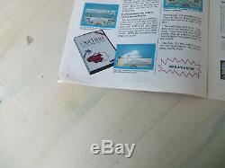 Le Bulletin Sega Équipe Défi Premier Edition Hiver 1988 Magazine Rare