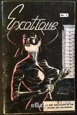 Le Magazine Exotique Femmes Fiction Et Fashions Future Numéro 4 1st Ed 1957