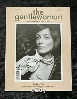 Le Magazine Gentlewoman # 1 Unread Phoebe Philo Copiez David Sims