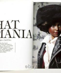 Le Numéro Black Barbie Pour Toujours Icon Vogue Italie Juillet 2009 Diana Ross Vtg Doll