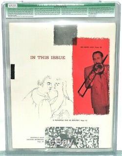 Le Plus Gradé Du Monde (cjc 9.2) Hugh Hefner Original Signé Page 3 # 1 Playboy