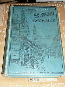 Le Retour De Sherlock Holmes 1ère Édition Retour Dur Dans Le Strand Magazine