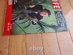 Life Magazine 13 Mai 1957 Bert Lahr Gordon Wasson Maria Sabina Champignon Magique