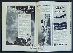 Life Magazine N ° 1 (23 Novembre 1936) Rare Première Édition, Belle Et Belle