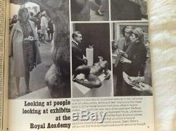 London Life Magazine Mai 1966 Extrêmement 21e Rare Collectible Hautement