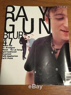 Lot De 11 Flou Damon Albarn Ray Gun Melody Maker Spin Mojo Magazine Q / Poo Livres