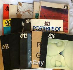 Lot De 14 Magazines Avant Garde N ° 1-14, 1968-1971, Fab Marilyn Monroe Édition