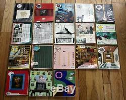 Lot De 18 Nest Magazine Trimestriel D'intérieurs Vintage Art Architecture Design