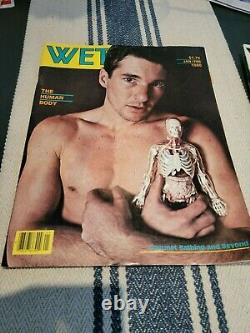 Lot Of Wet Magazine Gourmet Baignoire 7 Numéros 79-80 Bon-fair Cond. Livraison Gratuite