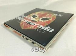 Lucha Libre Wrestling Masque Livre Photo Edition Originale Première El Solar Canek Rare