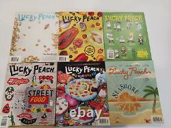 Lucky Peach Magazine Complete Full Set 2011-2017, 24 Numéros