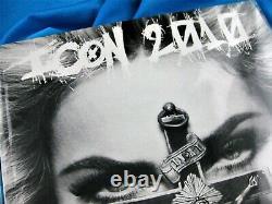 Madonna Icon Magazine # 53 2010 Copie Papier Dernier Numéro Promo Fan Club Rare