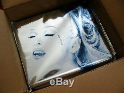Madonna Sealed 1st Edition Sex Book Promo CD Flawless Dans Distributeur Box'92