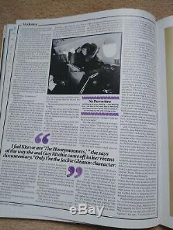 Madonna Signé / Dédicacé De Rolling Stone Magazine Confessions Era 2005 Monnaie