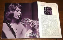 Magazine Curieux # 19 David Bowie Rudi Valentino Arnold Cors Freddie Burretti