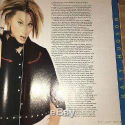 Magazine De Presse Avril / Mai 2001 # 62 Feat. Katy Hudson (katy Perry) Et CD Lot Rare