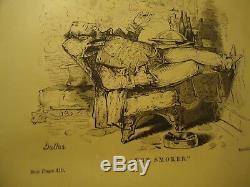 Magazine Graham Janvier Au Juin 1850 Gravures Acier, Poe Article. Qualité