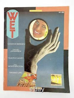 Magazine Humide. Collection De 22 Questions De Wet Le Magazine De Gourmet Baignade