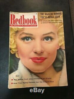 Magazine Lot Monroe Marilyn Et Calendrier Nude