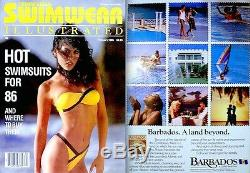 Maillots De Bain Illustrated 1986 Magazine # 1 Première Nm / M Sports Illustrated Swimsuit