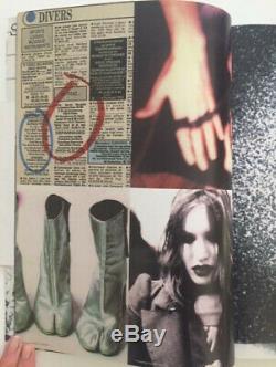 Maison Martin Margiela A Magazine + Rue Volumes Special Edition 1 & 2 Rare