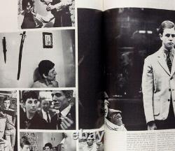 Marc Bolan Mark Feld Par Don Mccullin Vtg British 1960's Fashion Magazine Town Uk