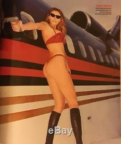 Melania Knauss Président Donald Trump États-unis Flotus Première Dame 2000 Gq Fashion Rare