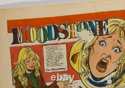 Misty Comic Bd No. 1 Magazine 4 Février 1978 Pat Mills John Armstrong Vtg 1er Février 1978