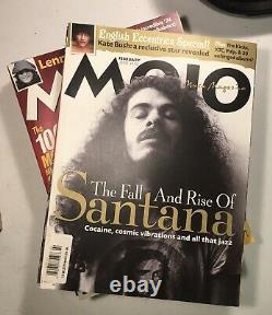 Mojo Magazine Lot De 50 Numéros 1998-2003 Pink Floyd Bob Dylan Les Beatles Etc