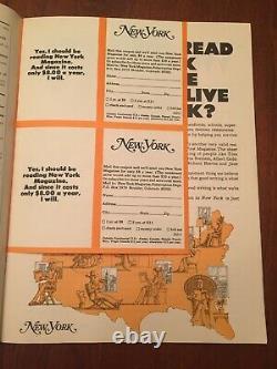 Ms. Magazine Preview Issue Printemps 1972 Rare Good Condition