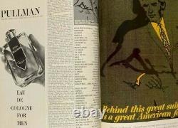 Muhammad Ali Carl Fischer Art Kane Vietnam Soul Golf Esquire Magazine Avril 1968