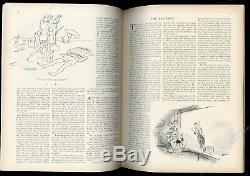 New Yorker Magazine 26 Juin 1948 Shirley Jackson La Loterie 1ère Édition Imprimée