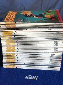 Nintendo Magazines Alimentation / Fun Club 88-'99 (lot De 98) Comprend Rare Vol. 1 & 2