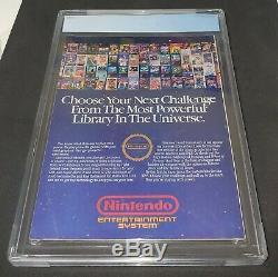 Nintendo Power # 1 Cgc 7.5 Pages Blanches Et Tous Les Inserts