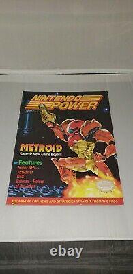 Nintendo Power Magazine Lot De 12 Rare 1988 Numéro