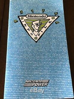 Nintendo Power Magazine Lot De 19 Magazines & 2 Extras! 1-7 Et 22-33 S'il Vous Plaît Lire