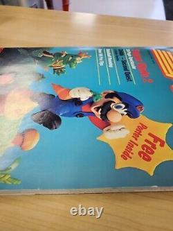 Nintendo Power Magazine Numéro 1 Juillet / Août 1988 Zelda Map Insert