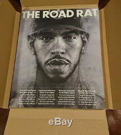 Numéro 1 De The Road Rat Une Chose Pour Les Voitures. Très Rare Premier Numéro. Excellent