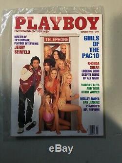 Octobre 1993 Playboy Magazine Nouveau
