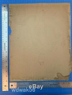 Orig 1913 National Geographic Society Roumain-paysanne Extrmly Rare Wupdate