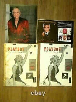 Original Playboy Magazine Marilyn Monroe Premier Numéro Décembre 1953