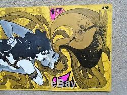 Oz Magazine # 4 Avec Insert N ° 1 De La Feuille Oz. Couverture D'or Hapshash. Art Martin Sharp