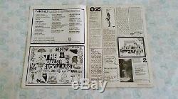 Oz Magazine N ° 1 Avec L'affiche Martin Sharp Condition Excellente